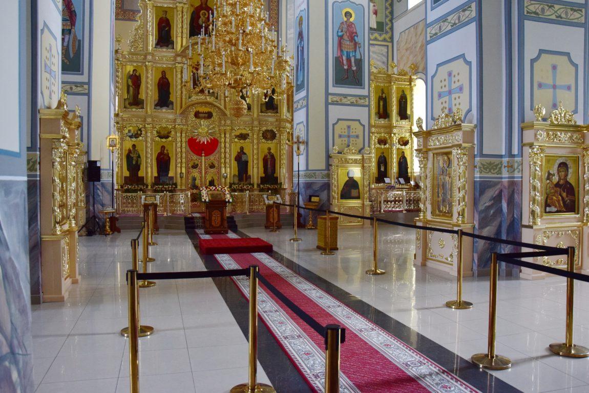 Храм Смоленской иконы Божией Матери (Одигидрия)